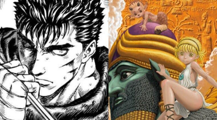 Imagen de Berserk fecha su volumen 41, que se lanzará el mismo día que el manga Duranki de Kentarou Miura