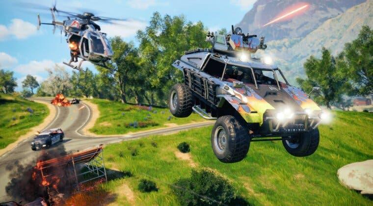 Imagen de Blackout, el mapa battle royale de Black Ops 4, pone fecha a su estreno en CoD Mobile