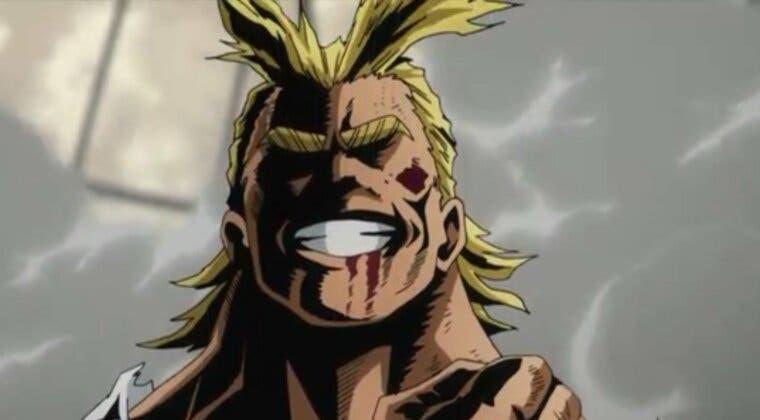 Imagen de Boku no Hero Academia: Este nuevo cosplay de All Might es totalmente 'Plus Ultra'