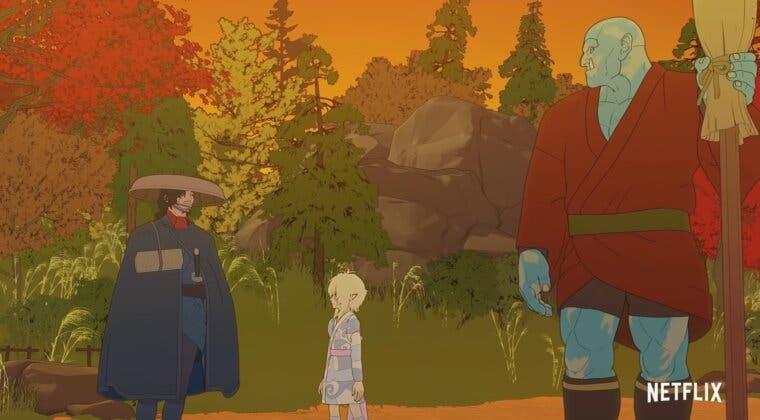 Imagen de Bright: Samurai Soul, por el director de Your Lie in April, fecha su estreno con un tráiler
