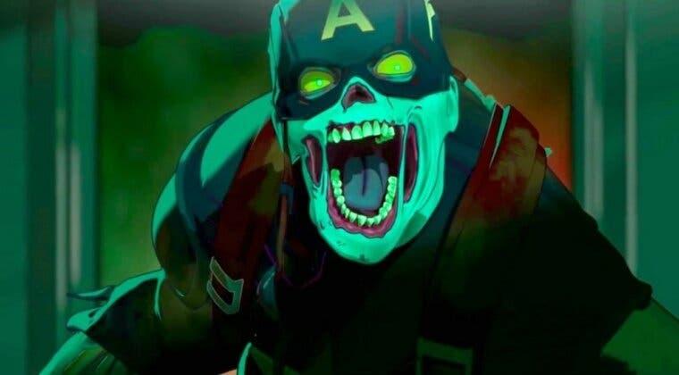 Imagen de ¿Qué pasaría si...?: Así luciría el zombie de Capitán América en un live-action