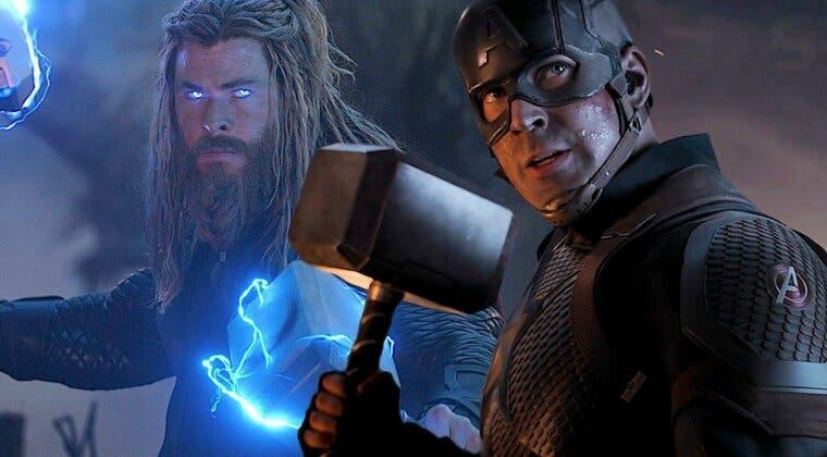 Imagen de ¿Cómo sería la cara de Capitán América si tuviese los rasgos de Thor? Este TikTok te ofrece la respuesta