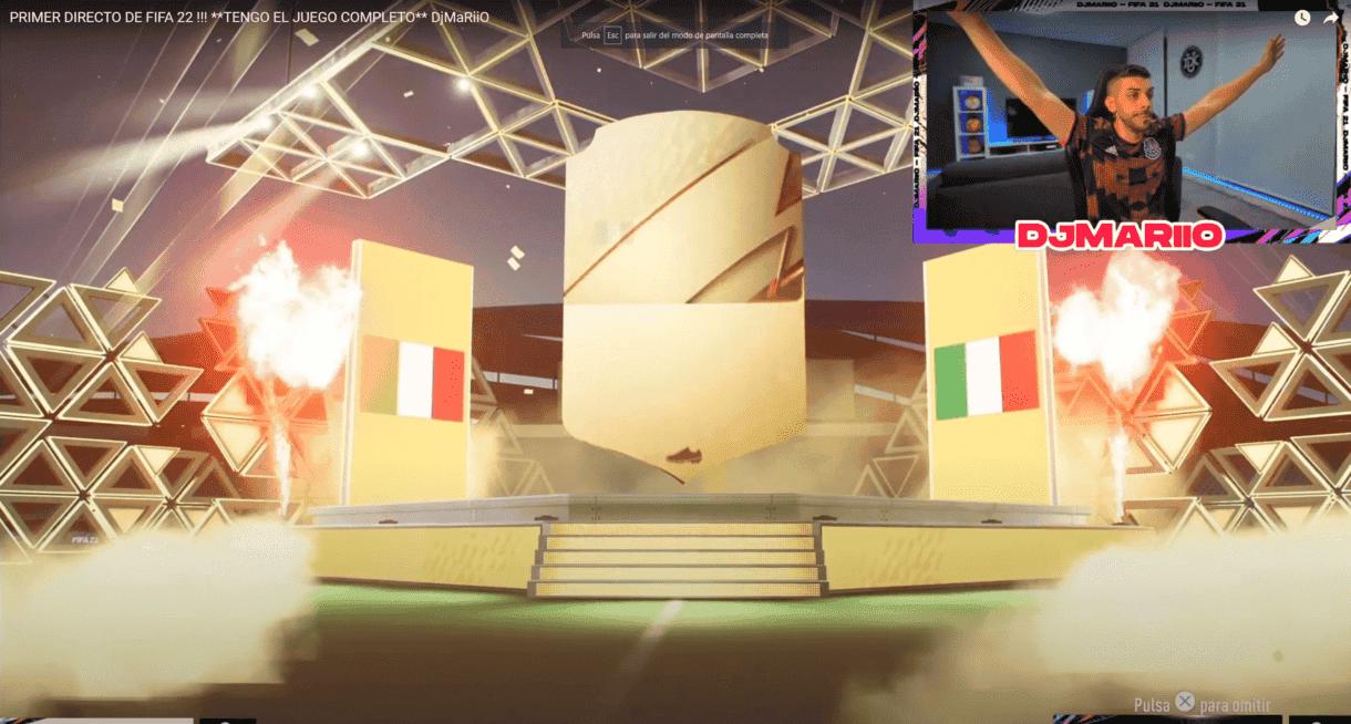 FIFA 22: así puedes saber qué sobres contienen caminantes y paneles en Ultimate Team panel pero no caminante