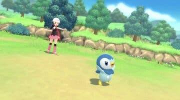 Imagen de Pokémon Diamante Brillante y Perla Reluciente podría incluir Pokémon solo de hasta la 4ª generación