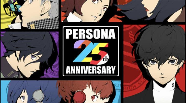 Imagen de 25º aniversario de la saga Persona: revelado el primer anuncio de los 7 que hay preparados