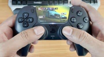 Imagen de ¿Una pantalla en el DualSense? Imaginan jugar a PS5 en el mando y ya es mi sueño imposible