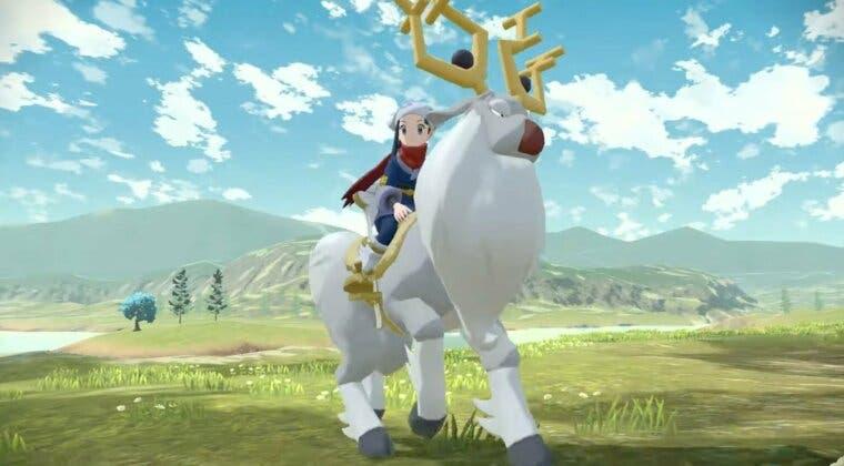 Imagen de Leyendas Pokémon: Arceus comparte más sobre su mundo, nuevo Pokémon y más en nuevo tráiler