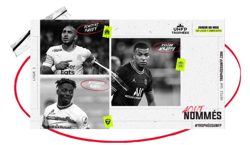 FIFA 22: ¿Primera carta especial para Mbappé? Anunciados los candidatos al POTM de la Ligue One
