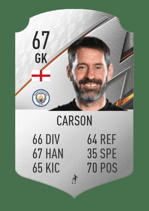 carson custom