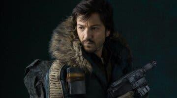 Imagen de Andor contará con rostros conocidos de Star Wars, asegura Diego Luna