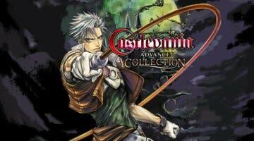 Imagen de Castlevania Advance Collection aparece por sorpresa y ya se puede conseguir en todas las plataformas