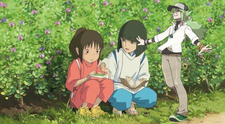 Imagen de Pokémon y Studio Ghibli se fusionan en este espectacular arte