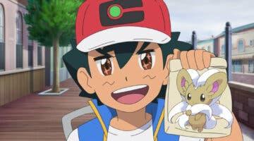 Imagen de Pokémon Espada y Escudo inicia un evento con Cinccino shiny