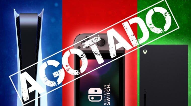Imagen de Habrá escasez de PS5, Xbox Series X y Switch OLED hasta finales de 2022, según un fabricante