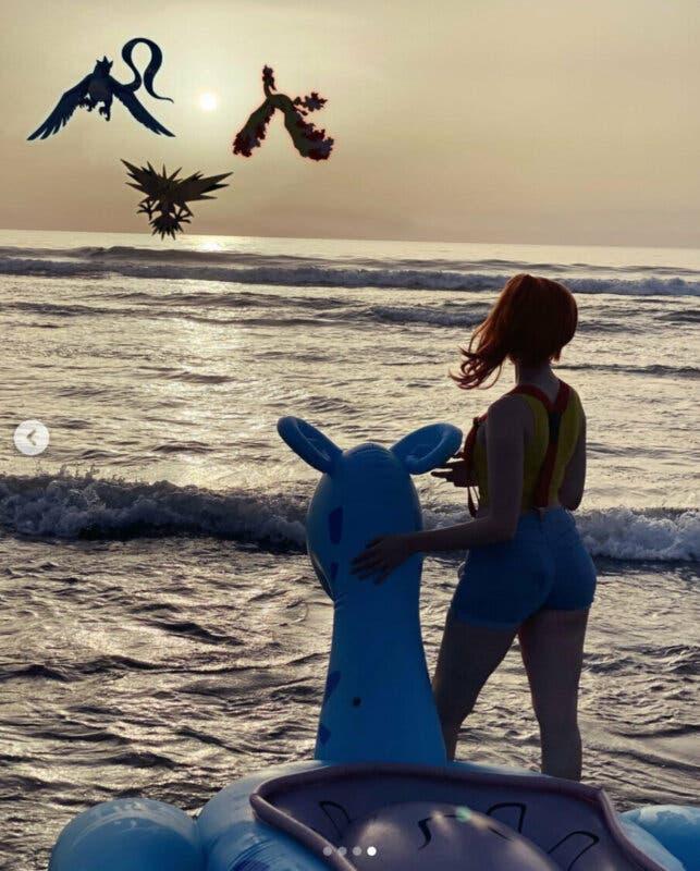 cosplay Pokemon Misty 4
