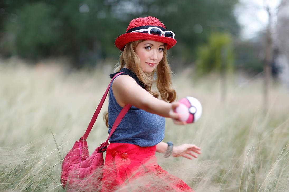 cosplay Serena Pokemon 2