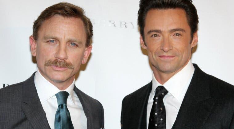 Imagen de Daniel Craig explica cómo le ayudó Hugh Jackman tras comenzar a ser James Bond