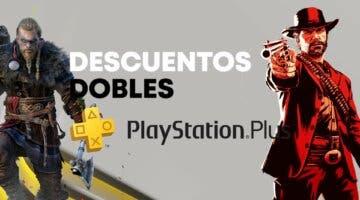 Imagen de Los Descuentos Dobles de PS Plus vuelven a PS Store; descubre las mejores ofertas en juegos de PS4 y PS5