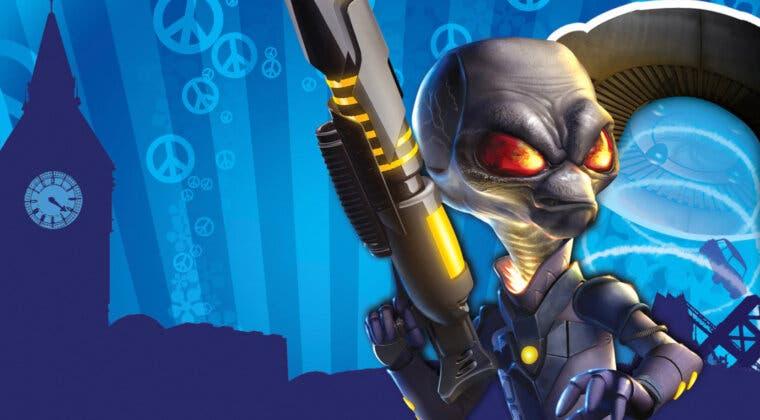 Imagen de Destroy All Humans! 2 Remake es anunciado oficialmente antes de tiempo por error