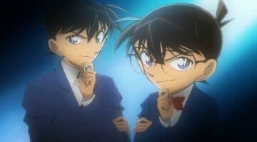 Imagen de Así es la portada del volumen 100 de Detective Conan