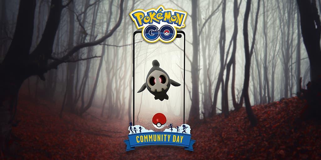 Dia de la Comunidad Duskull Pokemon GO