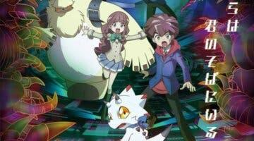 Imagen de Digimon Ghost Game, el nuevo anime de la franquicia, fecha su estreno