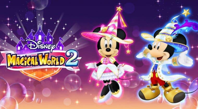 Imagen de Disney Magical World 2: My Happy Life Enchanted Edition será relanzado para Nintendo Switch