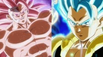 Imagen de Dragon Ball: El Super Saiyan 3 Rosé Full Power contra el Gogeta Blue Ultra Instinto es ridículo... y real
