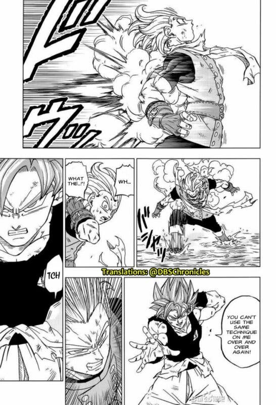 dragon ball super manga 76 1