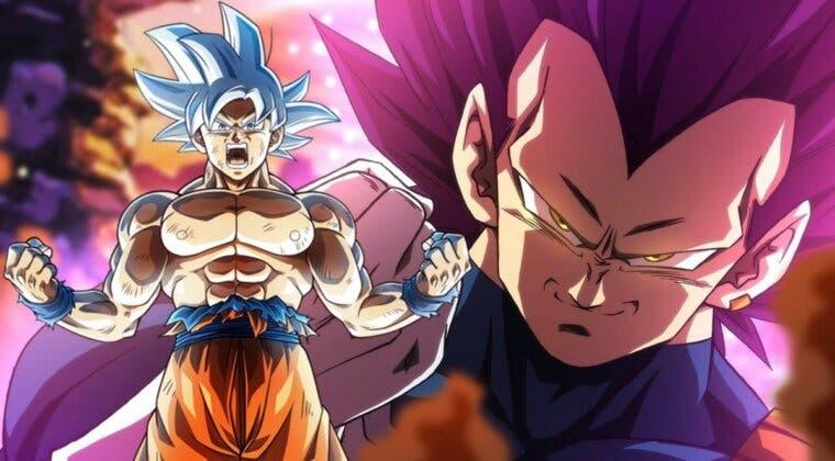 Imagen de Dragon Ball Super: Ultrainstinto contra Megainstinto en una brutal animación fan
