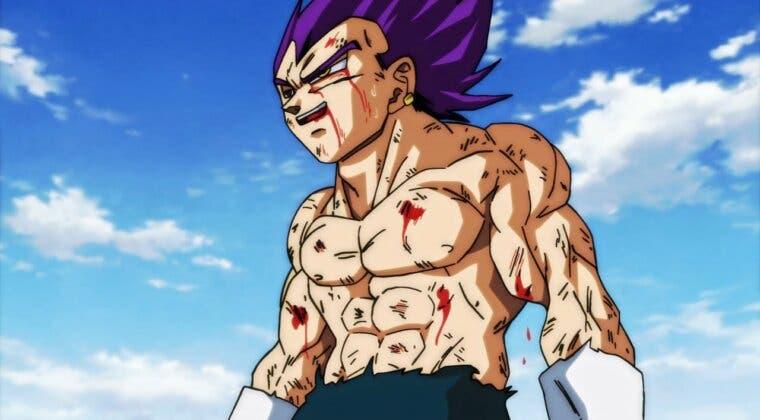 Imagen de Dragon Ball Super: Vegeta, el saiyan que se convirtió en humano