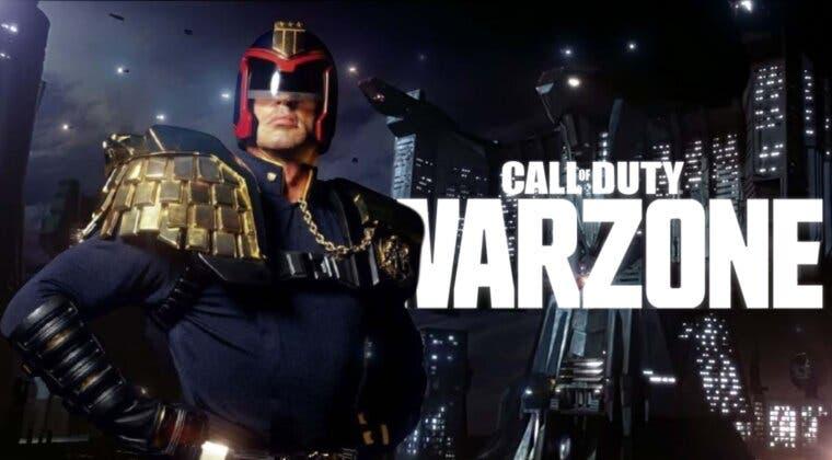 Imagen de Warzone: Activision deja las primeras pistas de la llegada del Juez Dredd al juego como un operador