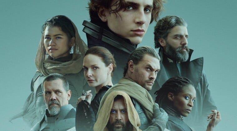 Imagen de ¿Habrá Dune 2? Warner Bros. pone esta condición para hacer la secuela