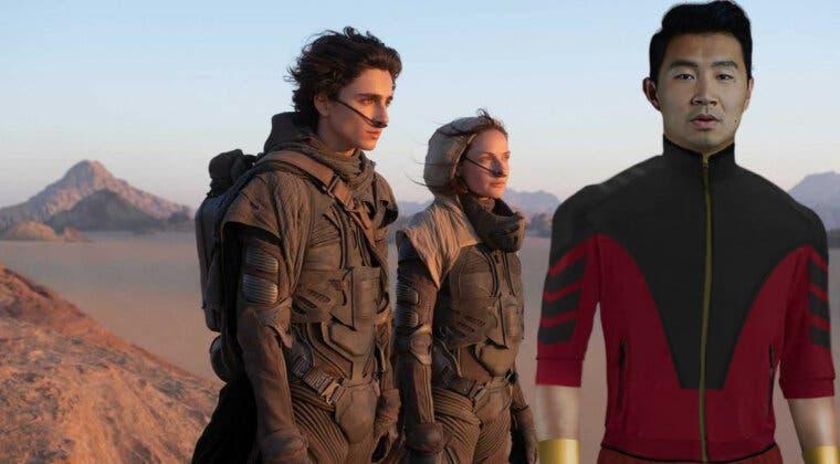 Imagen de Shang-Chi y Dune, ejemplos de que el cine necesita más estrenos: ¡arrasan en taquilla!