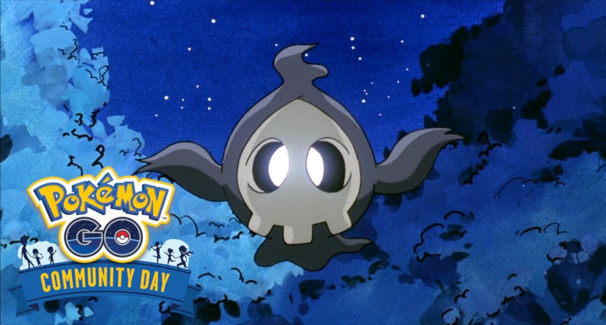 Duskull Dia de la Comunidad Pokemon GO