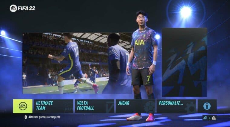 Imagen de Ya puedes jugar a FIFA 22 si eres miembro de EA Play