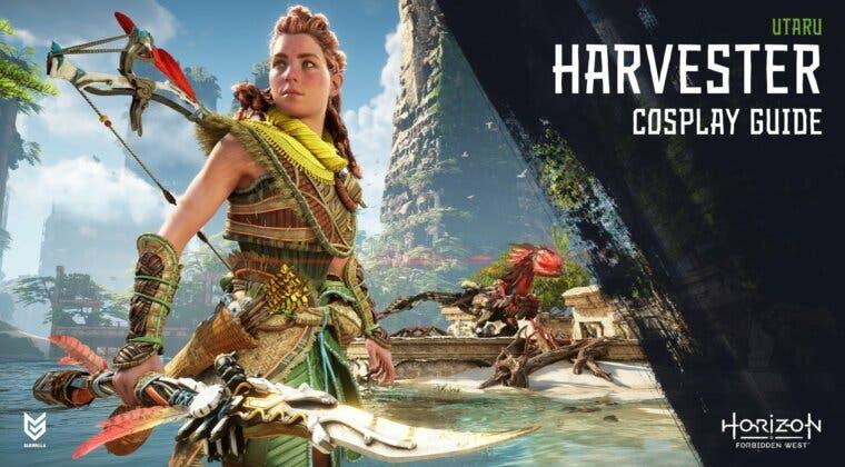 Imagen de ¿Quieres convertirte en Aloy? Esta es la guía oficial de cosplay de Horizon Forbidden West