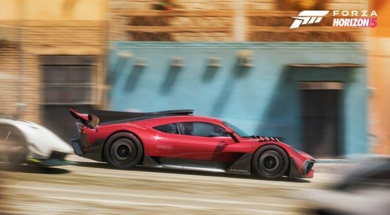Imagen de Forza Horizon 5 revela la gran lista de todos los coches disponibles en el juego (hasta la fecha)