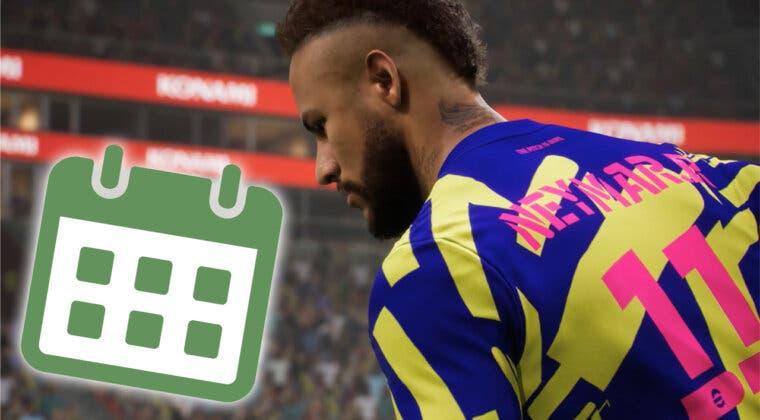Imagen de Se retrasa el lanzamiento de la primera actualización de eFootball 2022