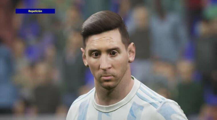 Imagen de eFootball 2022 ya está disponible: ¿la mayor decepción de la historia de la saga?