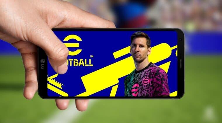 "Imagen de eFootball 2022 en iOS y Android ofrecerá ""un gameplay a nivel de consola"", según Konami"