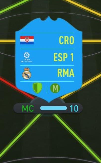 FIFA 22: así funcionan los estilos de química y por esto son tan importantes (Academia de FUT) Ultimate Team ejemplo individual