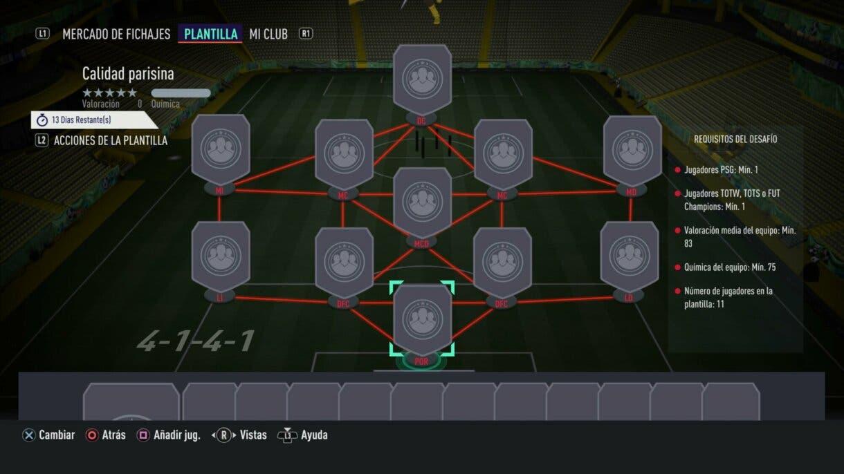FIFA 22: ¿Qué son los Desafíos de Creación de Plantillas (SBC) y cómo funcionan? (Academia de FUT)