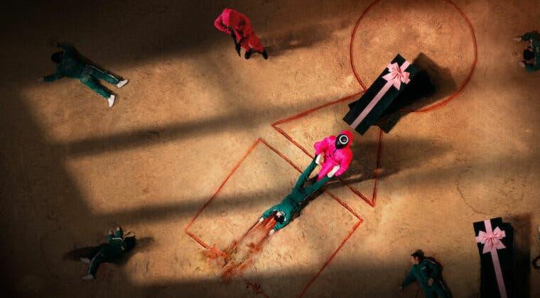 Imagen de Netflix incorpora en El juego del calamar esta advertencia en el capítulo 4