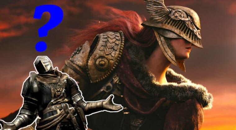 Imagen de Este es el curioso dato que estuvo a punto de unir Elden Ring con Dark Souls