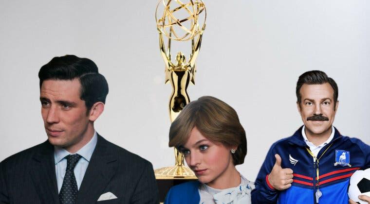 Imagen de Estas son todos los premios otorgados en los Emmy 2021: The Crown y Ted Lasso, grandes ganadoras