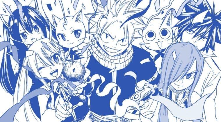 Imagen de Fairy Tail: 100 Years Quest, la secuela de la obra original, tendrá anime