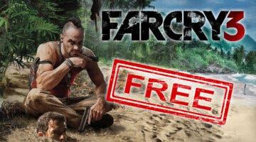 Imagen de Consigue ya Far Cry 3 gratis para PC y será tuyo para siempre; cómo obtenerlo