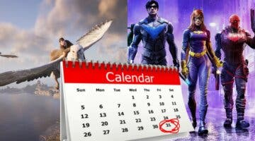 Imagen de Una tienda pone fecha al lanzamiento de Hogwarts Legacy y Gotham Knights