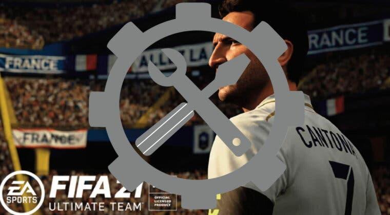 Imagen de FIFA 21: no podemos jugar partidos de Ultimate Team y VOLTA por mantenimiento hasta esta hora